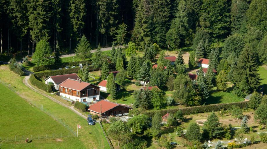 Feriendorf Schwarzwassertal, Heidrun Arnold, Feriendorf Schwarzwassertal Marienberg